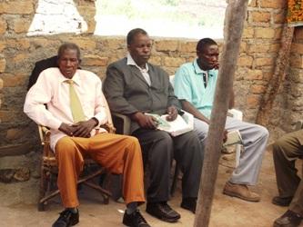 elders during service