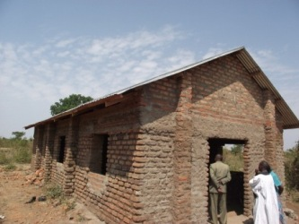 "</span>Nyakunguru Church - roof completed July 2013<span style=""font-size: 12.16px;\"">"