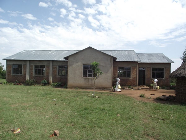 Kemange Parish Church